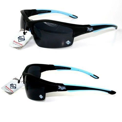 Tampa Bay Rays Power Hitter Polarized Sunglasses MLB