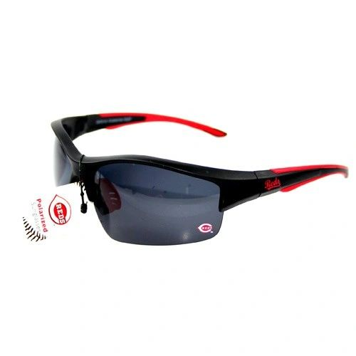 Cincinnati Reds Sunglasses Power Hitter MLB