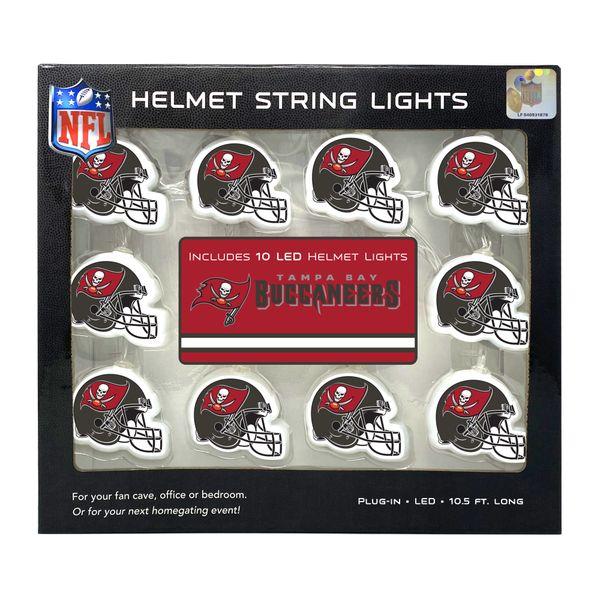 Tampa Bay Buccaneers LED String Lights Helmet Design