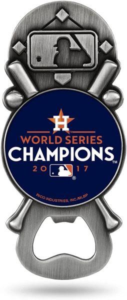 Houston Astros World Series Champions Bottle Opener Party Starter
