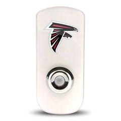 Atlanta Falcons Night Light LED Flash Light Motion Sensored NFL Licensed