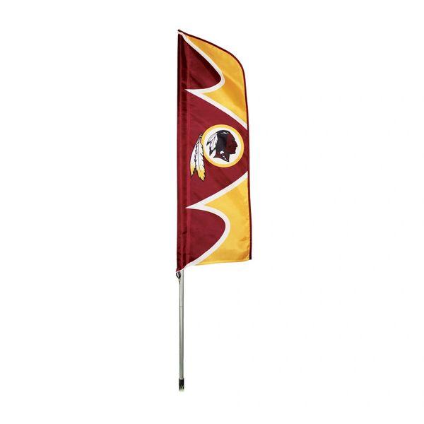 Washington Redksins 6' Tailgate - House Swooper Flag
