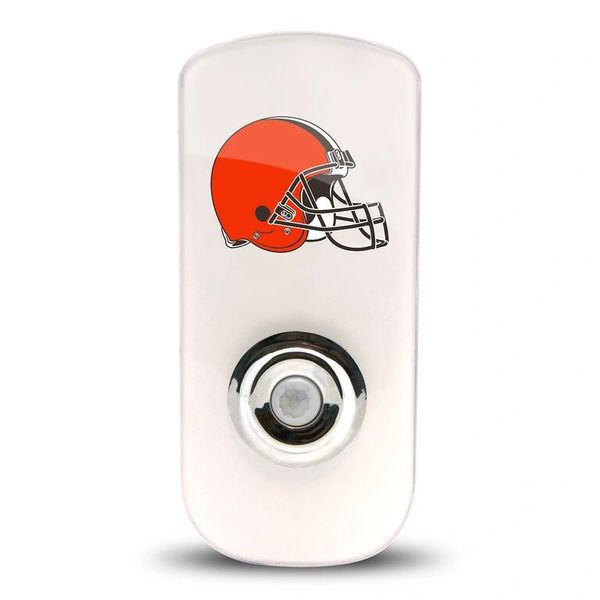 Cleveland Browns Motion Sensored Night Light & Flash Light NFL