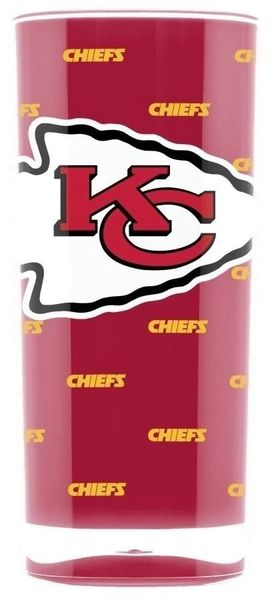 Kansas City Chiefs Tumbler Cup Insulated 20oz. NFL