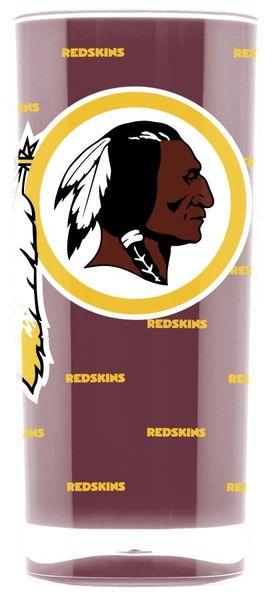 Washington Redskins Tumbler Cup Insulated 16oz. NFL