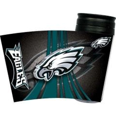 Philadelphia Eagles Travel Tumbler Coffee Cup NFL