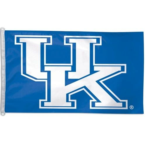 Kentucky Wildcats Wall Banner Flag 3' x 5' NCAA Licensed