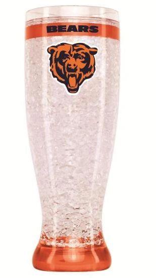 Chicago Bears Crystal Freezer Pilsner NFL