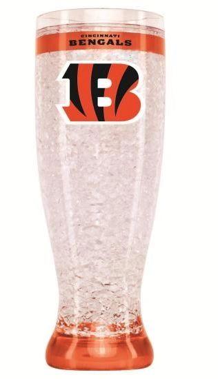 Cincinnati Bengals Crystal Freezer Pilsner NFL