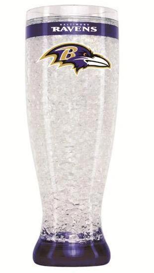 Baltimore Ravens Crystal Freezer Pilsner NFL