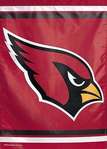 Arizona Cardinals Garden Flag NFL Licensed