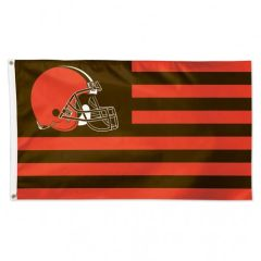 Cleveland Browns Wall Banner Flag 3' x 5' NFL Licensed