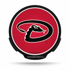Arizona Diamondbacks LED Window Decal Light Up Logo Powerdecal