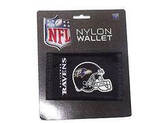 Baltimore Ravens Mens Wallet