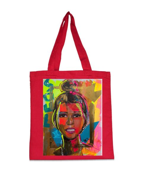 Young Queen Tote Bag
