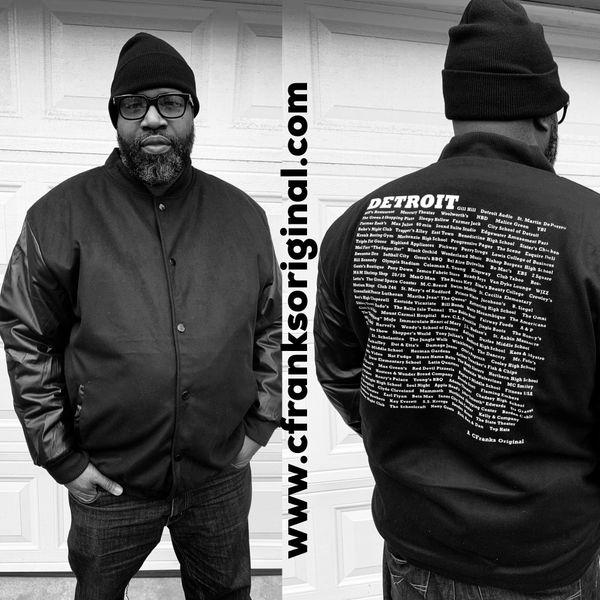 ID Detroit Varsity Jacket