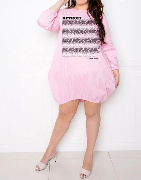 ID Detroit Bubble Dresses