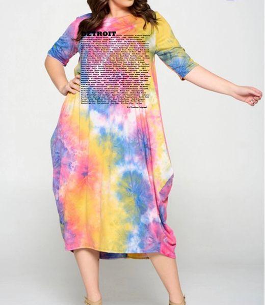 Tie Dye Love