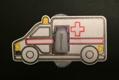 Ambulance Design Silly Patch