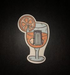 Cocktail Design Silly Patch