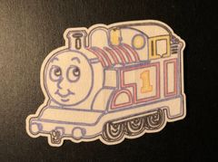 Train Design Silly Patch