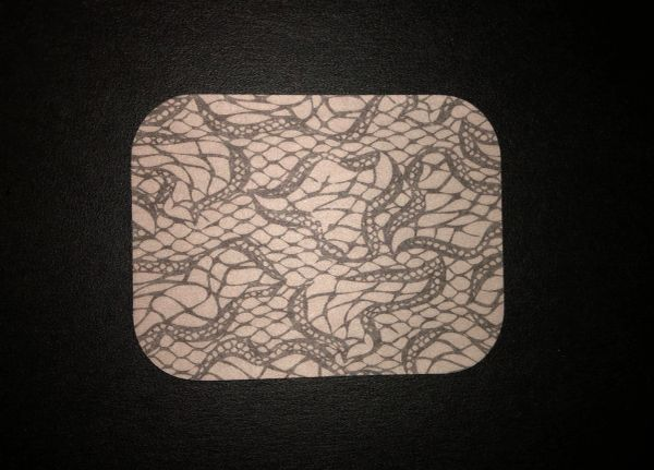 Lace Design Silly Patch