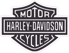 Harley Design Silly Patch
