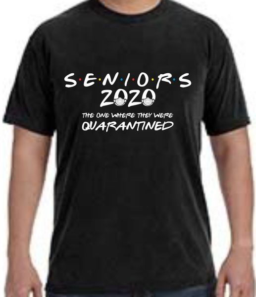 SENIORS 2020 Quarantine - LIMITED AVALIBILITY