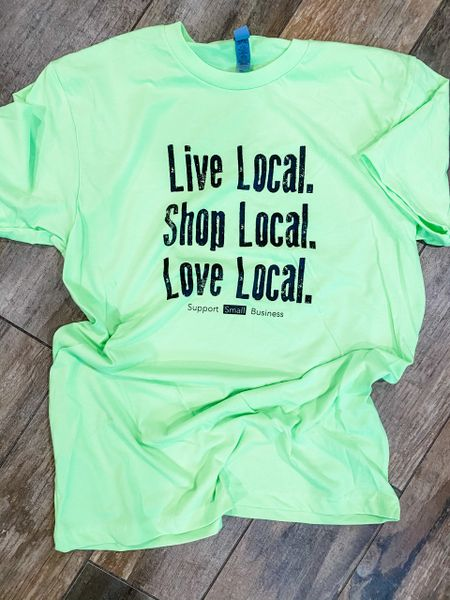 Live, Shop, Love Local - LIMITED QUANTITIES