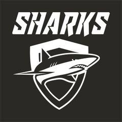 SHARKS Fall 2019 - Decal