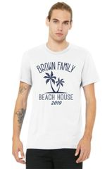 Brown Family Beach 2019 - Unisex Crew Neck