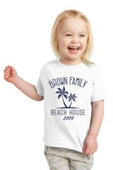 Brown Family Beach 2019 - Toddler