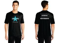 Aquastar Unisex Dri Fit short sleeve