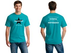 Aquastar - unisex cotton short sleeve