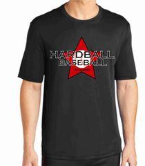 Harball Academy Baseball Star Logo Dri-fit Shirts