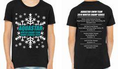 Aquastar Winter Champs youth T-shirt