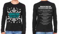Aquastar Winter Champs youth long sleeve