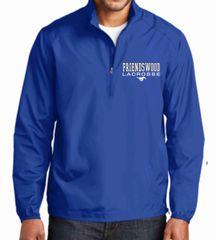 FHS LAX Boys' Quarter-Zip Pullover (Design 1)