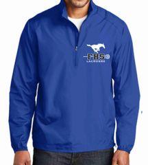 FHS LAX Boys' Quarter-Zip Pullover (Design 2)