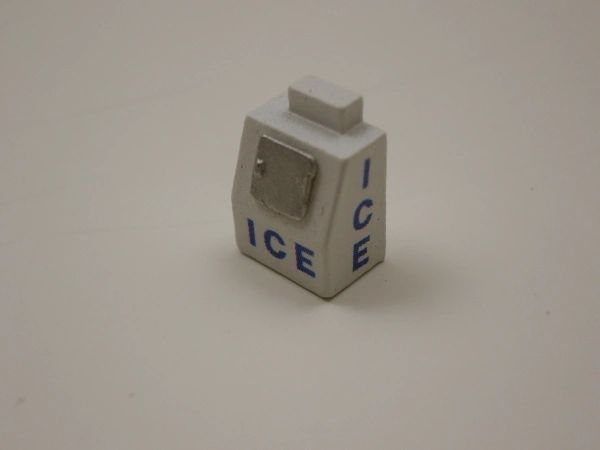 Ice Machine, Assembled and Painted