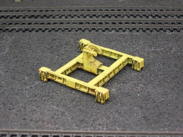 HO Scale 1950s - 1970s Pit Cover Lifting Device