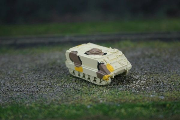 US Army M113 Armored Personnel Carrier, Desert Camouflage