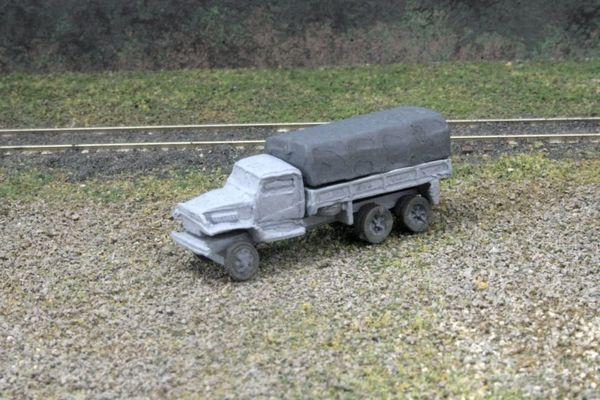 US Navy 2 1/2 Ton 6x6 Cargo Truck, GMC CCKW