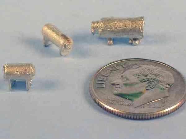 Electric Motors, Small