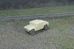 M1025 HMMWV Armorment Carrier (Sand)