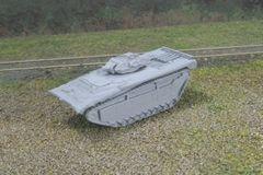 LVT(A)-4 Landing Craft w/ 75mm howitzer