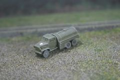 US Army 2 1/2 Ton 6x6 Fuel/Oil Tank Truck, GMC CCKW