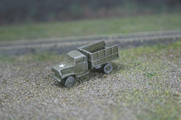 US Army 1 1/2 Ton 4x4 Dump Truck, GMC