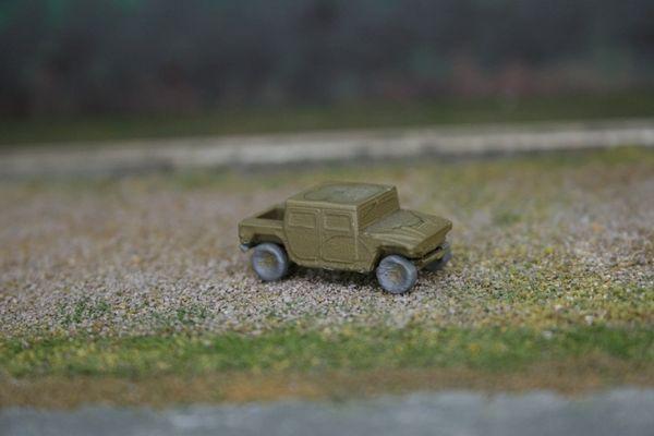 M1038 HMMWV 4 Man Pickup Truck