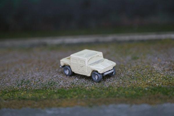 M1038 HMMWV 4 Man Pickup Truck (Sand)